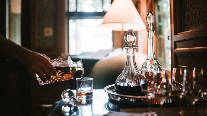 best whisky decanters